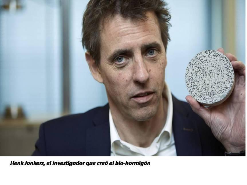 Qué es el bio-hormigón, el material que se repara a sí mismo – Fuente: LaNacion