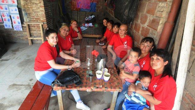 Madres Santa Rosa Voluntarias: 17 ejemplos de solidaridad diaria – Fuente: Portal Unosantafe.com.ar
