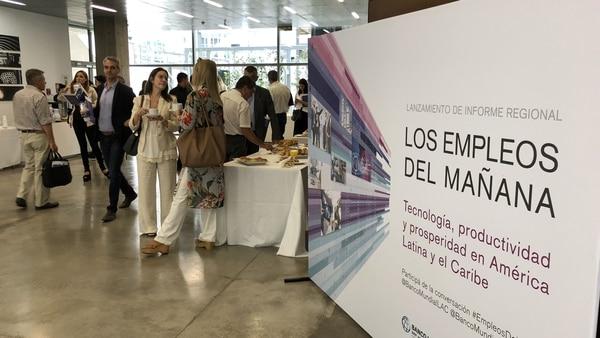 En Buenos Aires, el Banco Mundial y el grupo Techint presentaron el informe sobre Empleos del Mañana