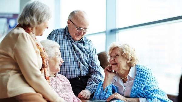 Una persona que nace y vive en este continente puede aspirar a vivir hoy hasta 75 años (Getty)