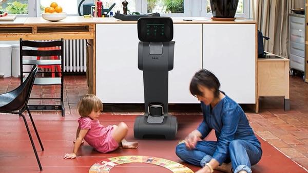El robot Temi fue originalmente diseñado para uso militar y hoy se aplica a educación