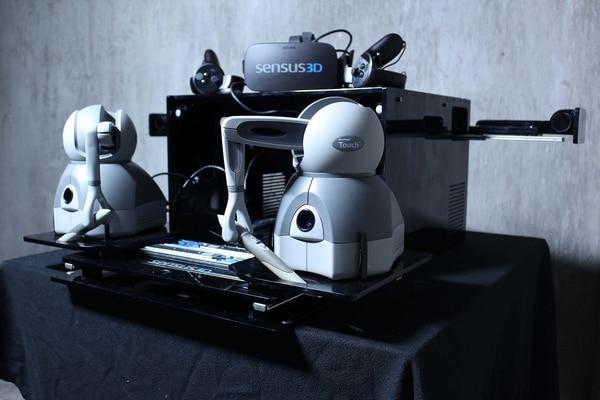Sensus3D ofrece simuladores potentes y de bajo costo. Foto: Archivo DEF.